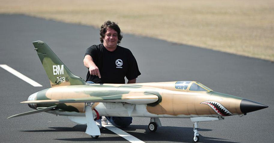 Bob Moore's F-105 Thunderchief