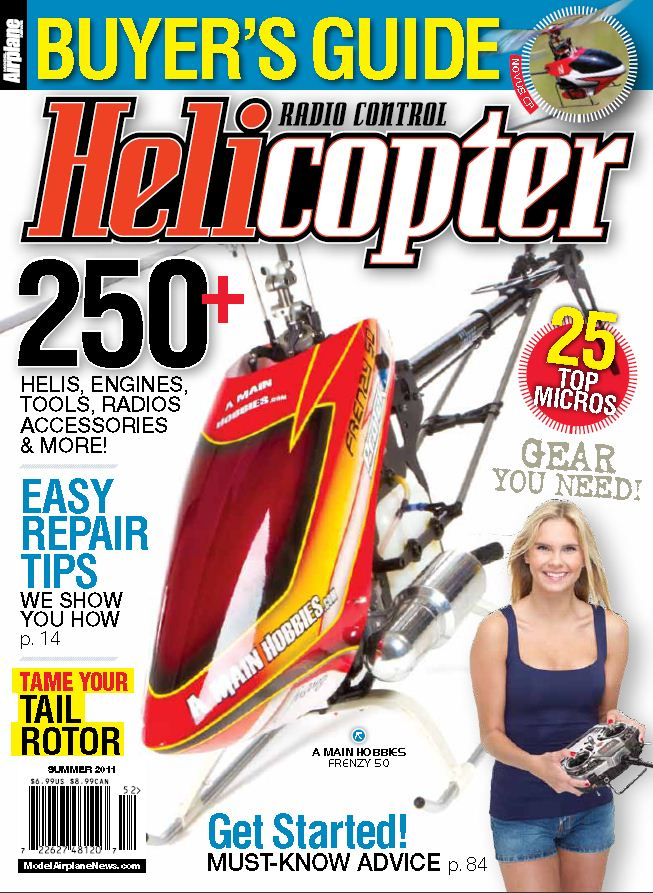 Helicopter Buyer's Guide – available soon!