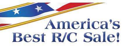 America's Best RC Sale