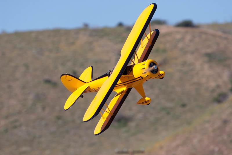 Great Planes Waco!