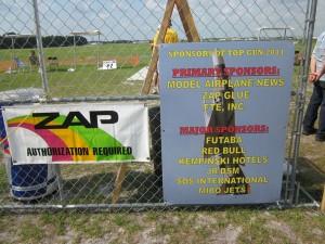 paradise field, top gun 2011, top gun, top gun 2011 thursday, zap glue, photo 2, top gun sponsors