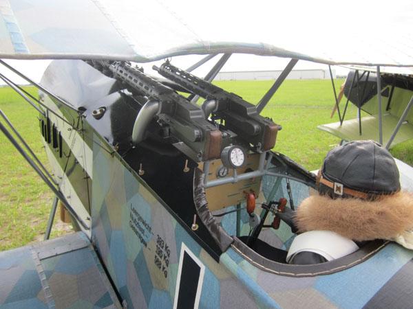 Biplanes at Top Gun