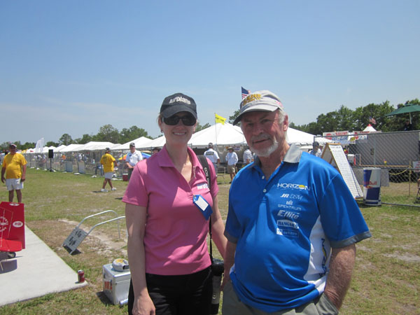 top gun, top gun flightline, debra cleghorn, scale master graeme mears, photo 3, model airplane news executive editor