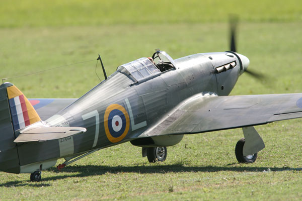 top gun 2011, top gun, top gun 2011 image gallery, gary tracey, hawker sea hurricane, photo 2, 7oL