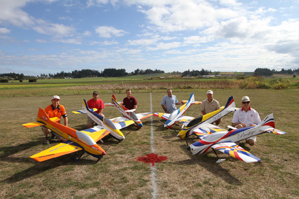 2011 Canadian FAI F3A Precision Aerobatic Team–An interview with Team Manager Dave Reaville