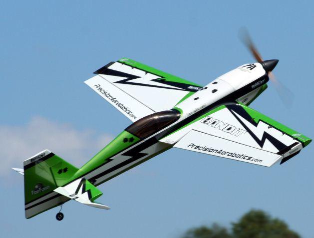 Precision Aerobatics Bandit