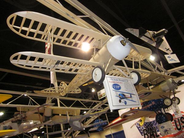 Balsa USA 60-size Neiuport 28 kit