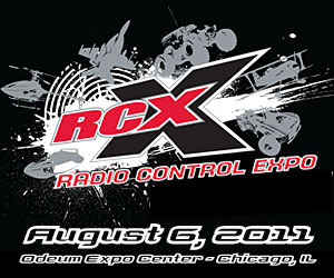 RCX Is Going On The Road!