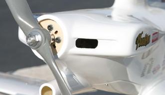 axi motor, fuselage