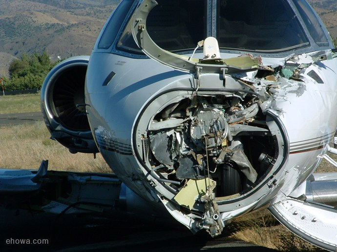 mike chipman, steve dizio,  Hawker 800XP jet, Hawker 800XP jet crash, model airplane news, model airplane news jets, photo 1, ugly, crash