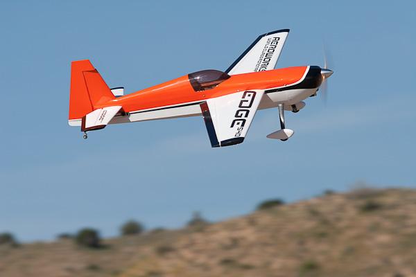 The new AeroWorks Edge 30cc