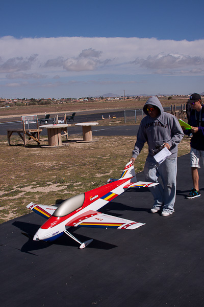 Victorville 1st Annual Inaugural Pattern Contest