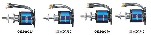 OS brushless motors, brushless electric motors, model airplane news