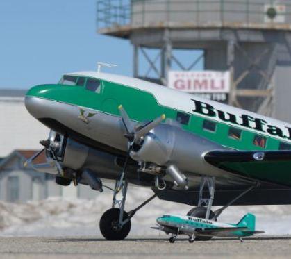 Royal DC-3