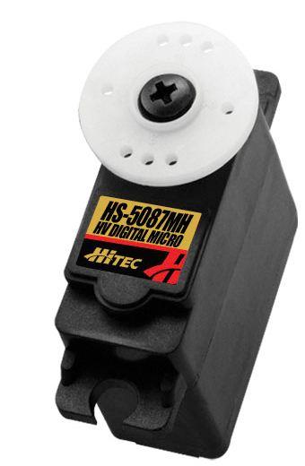 Hitec High-Voltage, Digital Metal-Gear Micro Servo