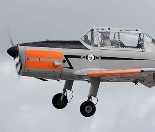 DHC-1 Chipmunk turns 65!