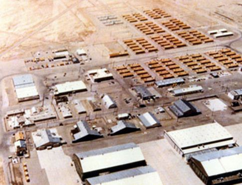 Area 51: fake planes kept the Soviets guessing