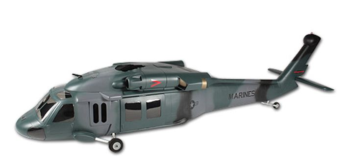 Align RC UH-60 Blackhawk Scale Fuselage