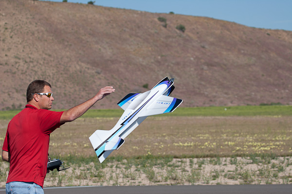 Charger RC Halon review coming up in Electric Flight