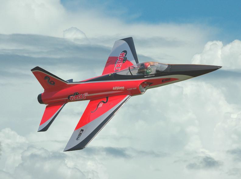 Coming attraction, E-Flite Habu 32 Flight Test
