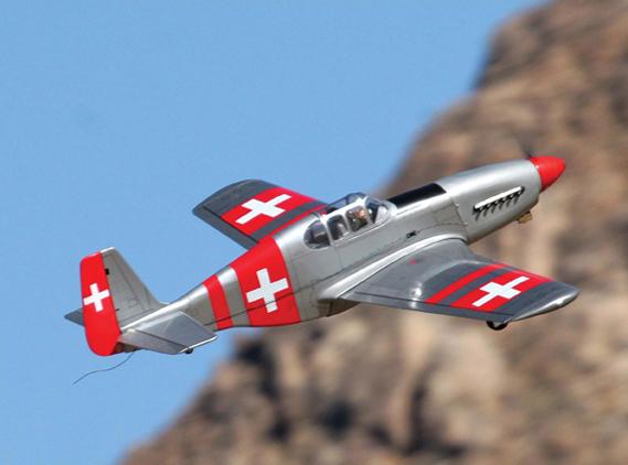 VQ Models P-51B Mustang