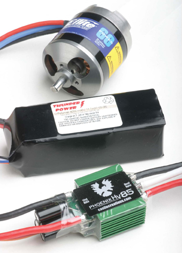 Rc Electric Set Up Back To Basics Model Airplane News
