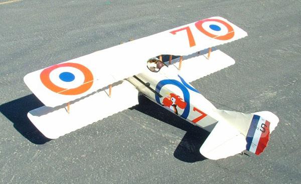 Maxford SPAD XIII ARF