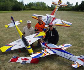 on the flightline vol. 5 issue 8, top gun scale invitational, top gun, top gun 2011, top gun 2011 coverage, 2011 canadian FAI f3a precision aerobatic team, team manager dave reaville