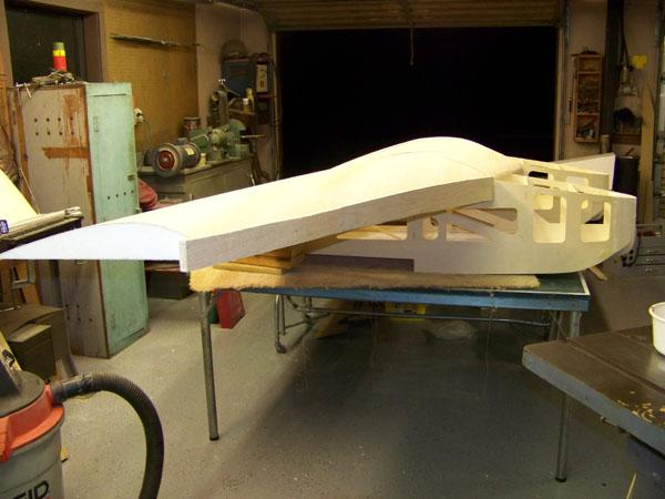 Modelling Foam Sheets Foam And Wing Sheeting