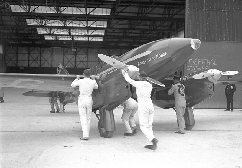 Even more great U.K. Aviation Photos from 1930's