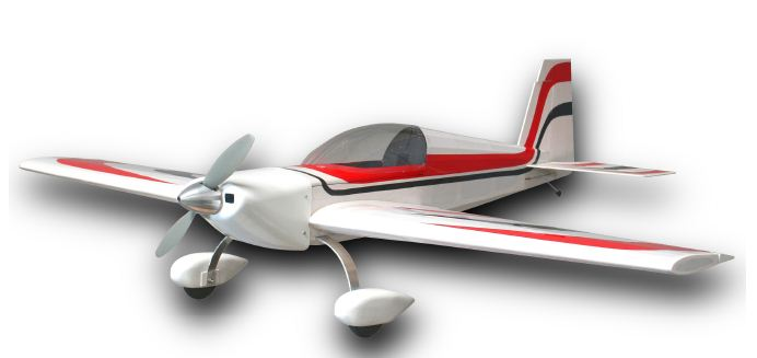 Alien Aircraft Extra 300 Kit