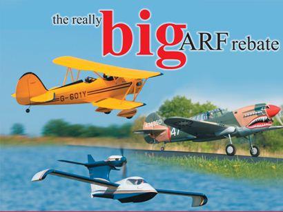"The ""Really Big ARF Rebate"""