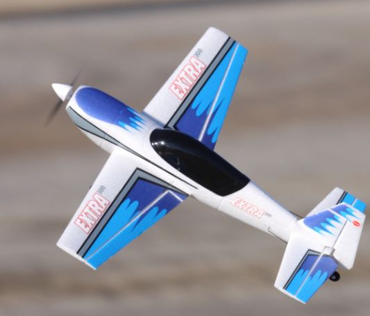 Cox Models Sky Ranger & Extra 300–Online review