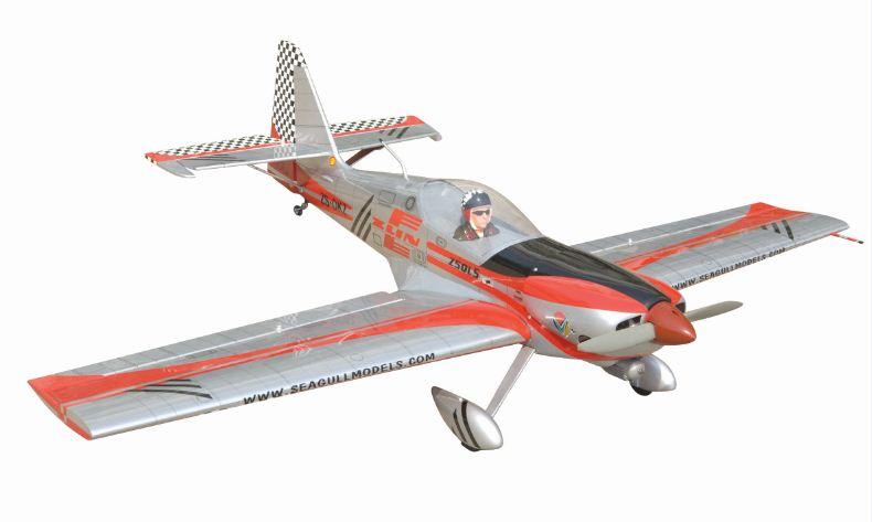 Seagull Zlin Z-50