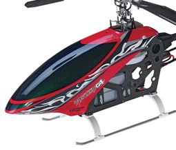 Thunder Tiger Raptor G4 E720 Electric Heli