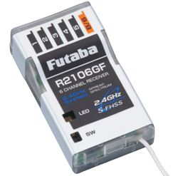 Futaba's 4-gram Micro Receiver