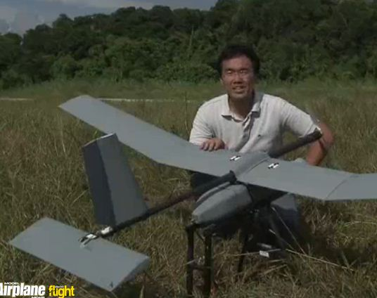 Video: Skyblade III Mini UAV