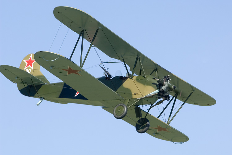 Can you name the Most Produced Biplane in the World?