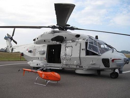 Geocopter, the new unmanned rotorcraft
