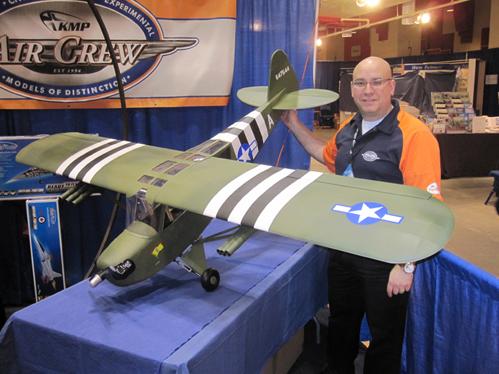 Kondor Model Products Piper L-4 Grasshopper
