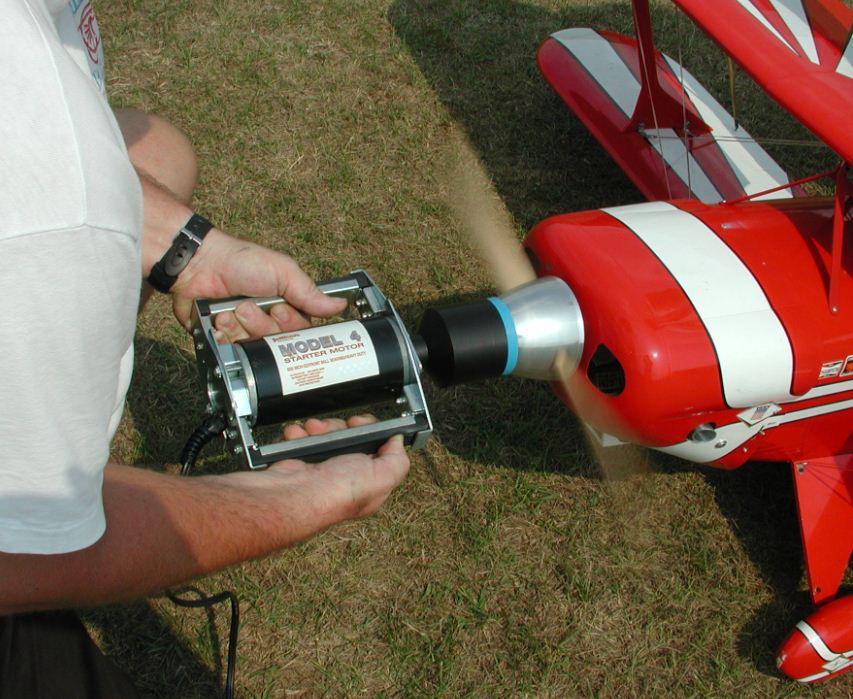 Starting Gasoline Engines—Safely!