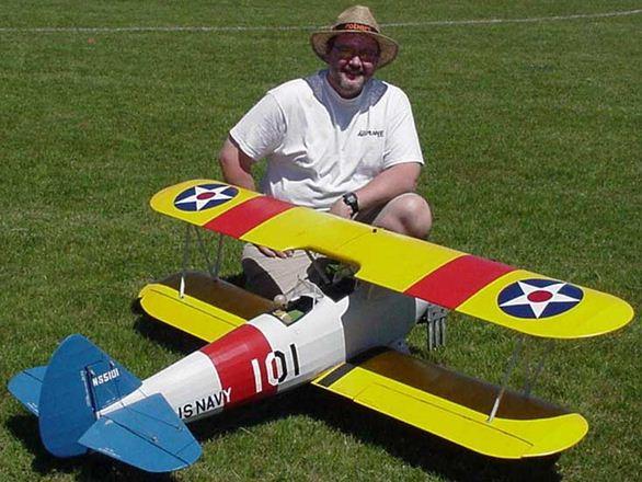My Favorite Airplane-Stearman PT-17 Kadet