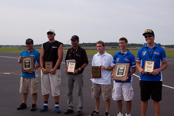 XFC WINNERS 2011