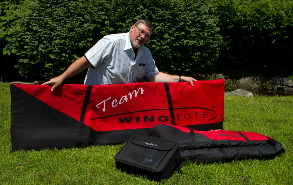 Wing Tote–RC Travel Protection