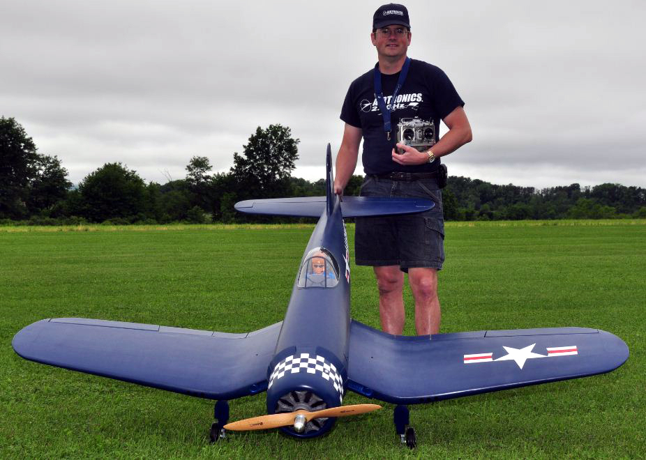 What our Readers are Building–F4U Corsair