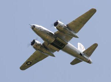 Paul LeTorneau's B-26 Marauder