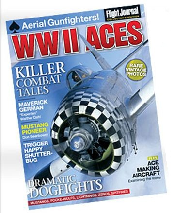 WW II Aces: New Flight Journal Special Now Available