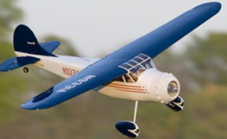 Top Notch Products Models Cessna 195: Scale buildalong, part 1