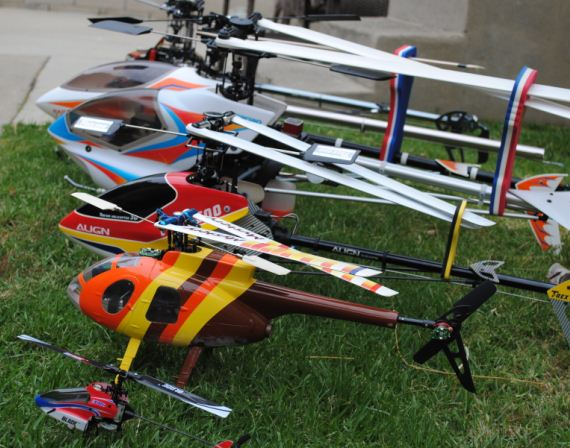 Making helicopter pushrods: a fast & easy solution!