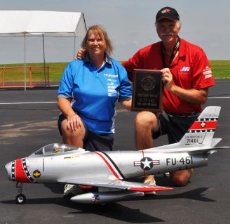 Electric Jet Wins AMA Scale Nats!